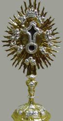 Reliquiar restauriert